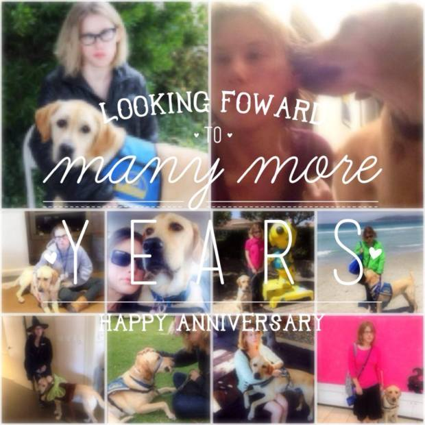 One Year!